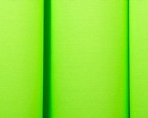Neon Green Spandex Fabric