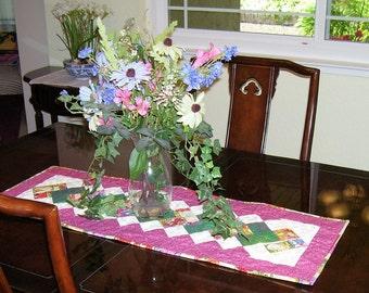 Table Runner, Handmade