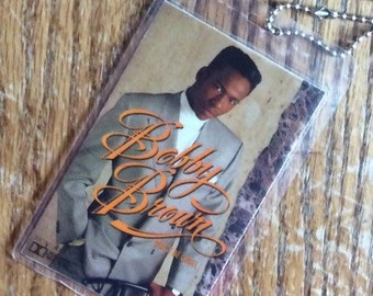 Bobby Brown Luggage/Gift Tag