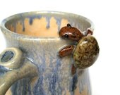 Bernard, the turtle mug,  IN STOCK