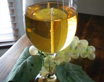 4 OZ. Chardonnay Wine Gel Candle