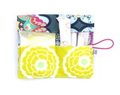 Tampon Case - Brit Boutique - pad holder Feminine Product Case Privacy Pouch