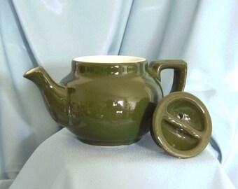 Hall Boston Tea Pot, Single Serve, Vintage