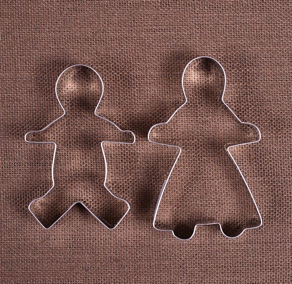 Large Christmas Cookie Cutters