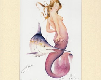 Mermaid house decorating games