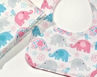 Cute Baby Bib Burp Cloth Gift Set New Baby Christmas Gift Baby Shower Gift Burpcloths Cloth Diaper Infant Girl