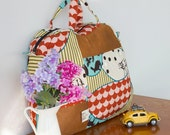 50% Off! - 1025 Katie Big Boston Bag PDF Pattern - New Release Sale!