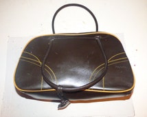 Popular items for bowling bag purse on Etsy