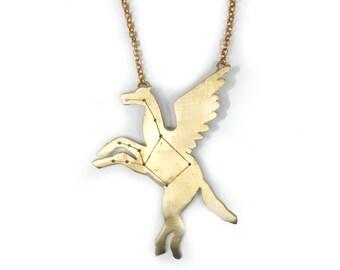 Pegasus Constellation Necklace