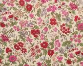 Mémoire à Paris  printed in Japan - Pink mix  by  Lecien