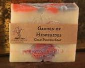 Garden of Hesperides Cold Process Soap