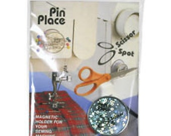 Pin Place  - Scissor Spot, Magnetic Holder - FREE SHIPPING