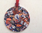 University of Illinois Fighting Illini Ornament After Christmas Special
