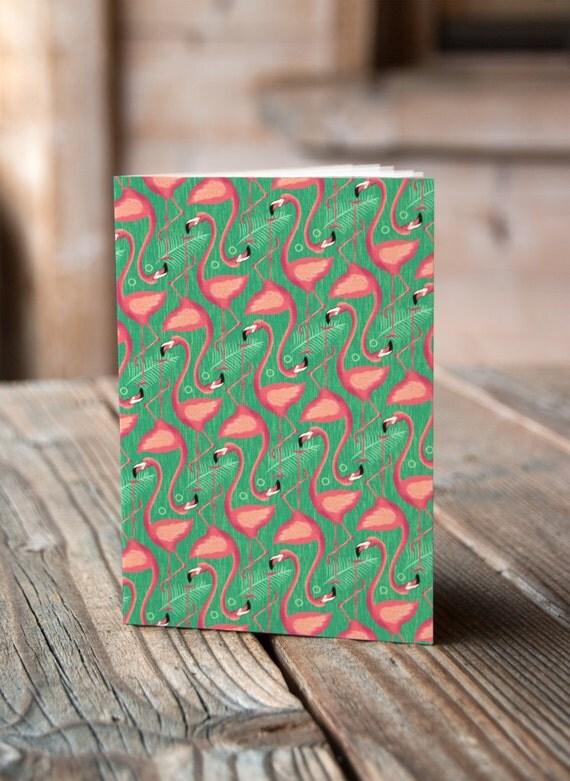 Flamingoes - Notebook / Sketchbook / Journal
