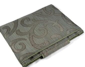 Teal Swirl iPad/Galaxy pad/Netbook Case