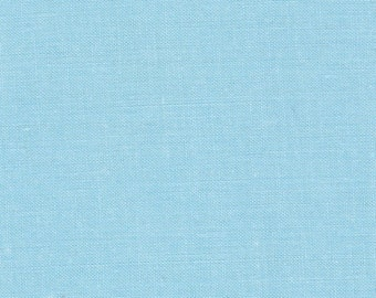 Fabric Precut 3 1/2 Inch Squares - 20 Pieces Baby Blue Cotton Material 4 Charm Quilting, Scrapbooking, Miniature Projects