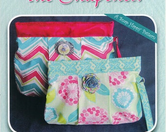 Stitchin Sisters ~ The Snapchel Pattern by Rosemary Wissink