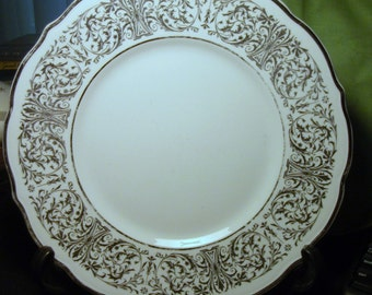 SYRACUSE CHINA PLATES