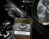 Midnight Alchemy Gypsy Natural Concentrate Perfume Oil 1/2 oz. Patchouli, Elderberry,Almond,Orange,Cinnamon,Dragons Blood Rosemary,Spice