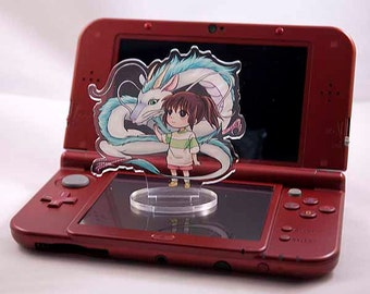 Spirited Away acrylic stand - Sen and Haku