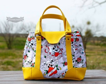 Design Your Own custom made Harriet Expandable Tote Bag