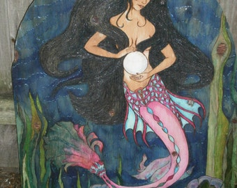 The Pearl Mermaid