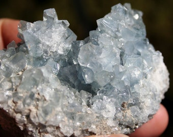 Celestite Stone High Quality Crystals