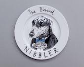 Biscuit Nibbler side plate