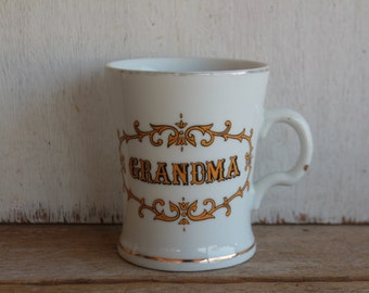 Vintage Grandma Coffee Mug // Gift for Grandma