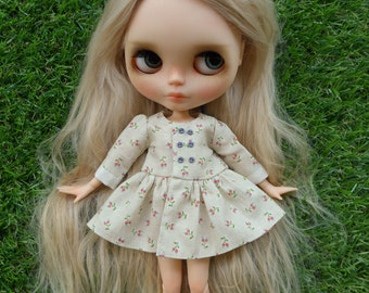 Blythe Dress : Girly Cherry Derss