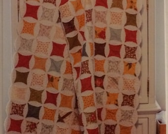 STPQ3 Cami's Cathedral Window Quilt Pattern (paper)