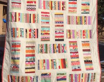 STPQ14 McKinley's Maze Quilt Pattern (paper)