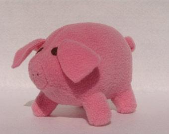 Fleece pig