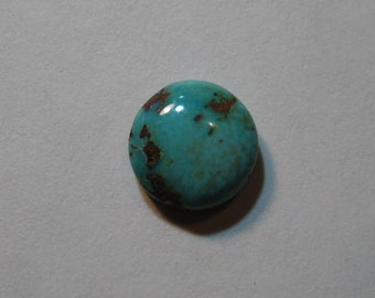 Natural Spider Web Turquoise cab  ....   Nevada ......   9.8 mm x 3.9 mm tall           ..... B2866