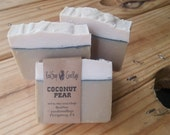 Coconut Pear Handcrafted Cold Process Soap