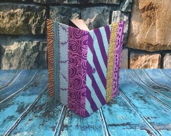 Nightmare before Christmas Journal, Kokadi Sally Woven Baby Wrap Scrap Memory book, journal, diary, notebook SOLD