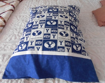 BYU Pillow Case