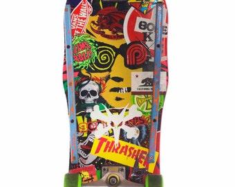 1987 Skateboard Sculpture