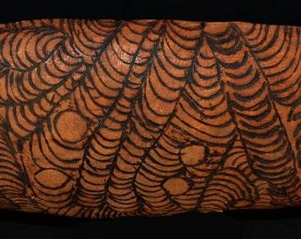 Australian Aboriginal Coolamon Wood Carrier
