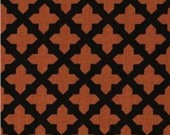 Fabric Destash Camelot Cottons Black and Tan by the yard Cotton Quilting Clearance
