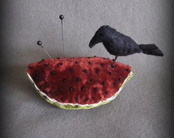 Slice of Life Pincushion KIT by cheswickcompany