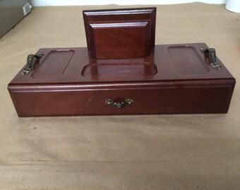 Vintage Mens Jewelry Box/Vallet