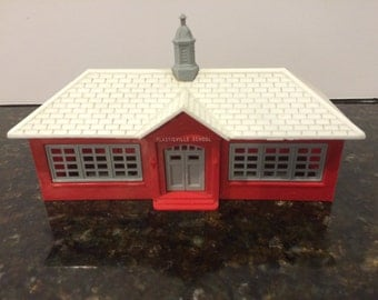 Vintage Plasticville School