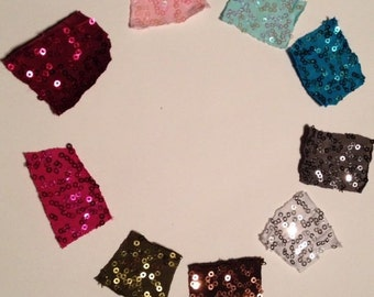 Cotton Lining for Sequin Leotards