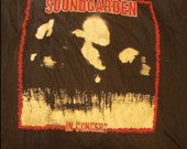 "Vintage Soundgarden ""Parking Lot"" Concert T-Shirt"
