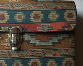 Tribal Southwestern Case Bag Portfolio