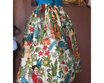 Frida Elastic Skirt