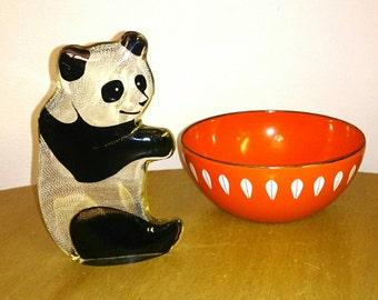 Palatnik Op Art Lucite Panda