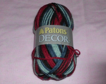 Buy patons decor yarn color