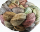 YARN ROOM Mixed Bluefaced Leicester Roving - 3.8 oz